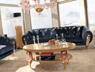 Итальянская мягкая мебель NUANCE фабрики RIVA ATELIER
