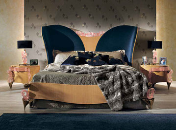 Итальянская спальня NUANCE фабрики RIVA ATELIER