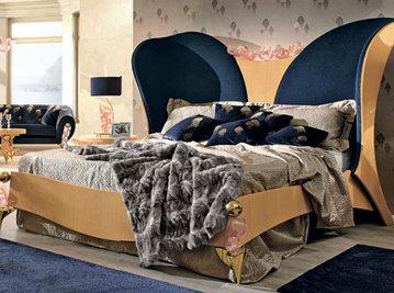Итальянская кровать NUANCE фабрики RIVA ATELIER