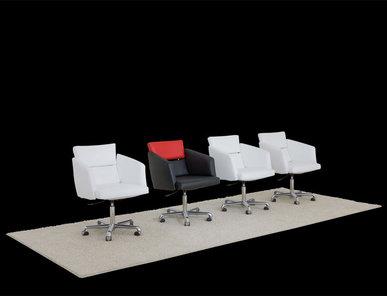 Итальянский стул Adam ufficio фабрики IL LOF