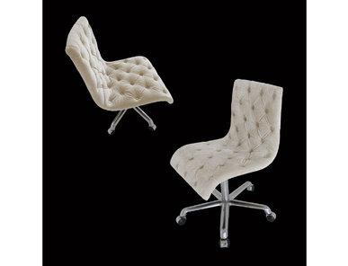 Итальянское кресло Herman Capitonnè 01 фабрики IL LOF