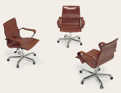 Итальянское кресло Luis ufficio фабрики IL LOF