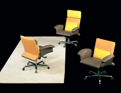 Итальянское кресло Park poltrona фабрики IL LOF