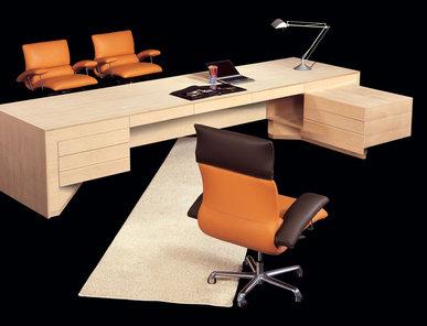 Итальянский письменный стол Riga scrivania  фабрики IL LOF