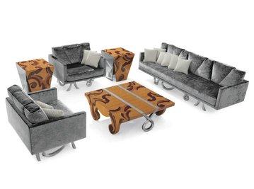 Итальянская мягкая мебель GIARDINO ALLA FRANCESE фабрики RIVA ATELIER
