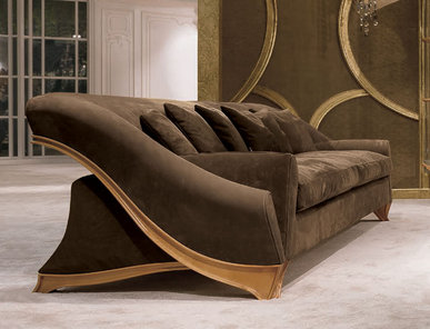 Итальянский диван MILANO 2015 фабрики RIVA ATELIER