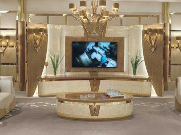 Итальянская мебель для ТВ ERMES фабрики RIVA ATELIER
