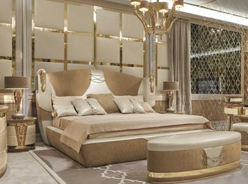 Итальянская спальня ERMES фабрики RIVA ATELIER