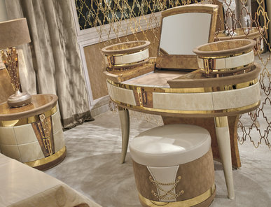 Итальянский туалетный столик ERMES фабрики RIVA ATELIER