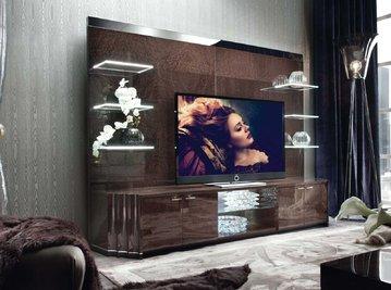 Итальянская мебель для ТВ ABSOLUTE фабрики GIORGIO COLLECTION