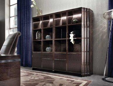 Итальянский книжный шкаф ABSOLUTE 4084 фабрики GIORGIO COLLECTION