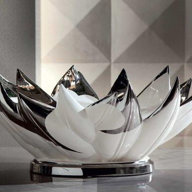 Итальянская ваза SELENE фабрики GIORGIO COLLECTION