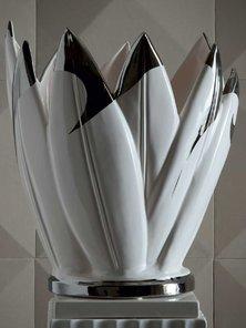 Итальянская ваза GEA фабрики GIORGIO COLLECTION