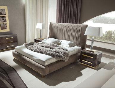 Итальянская кровать INFINITY фабрики GIORGIO COLLECTION