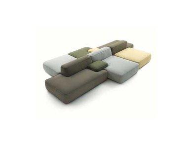 Итальянский диван Cloud 4 фабрики Lema