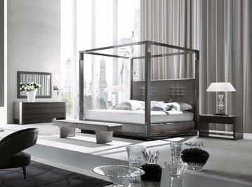Итальянская кровать VISION 7831 фабрики GIORGIO COLLECTION