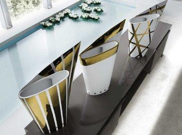 Итальянские вазы VISION фабрики GIORGIO COLLECTION