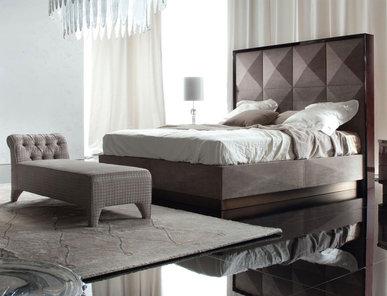 Итальянская кровать COLISEUM фабрики GIORGIO COLLECTION