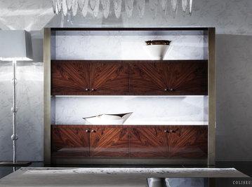 Итальянский книжный шкаф COLISEUM фабрики GIORGIO COLLECTION