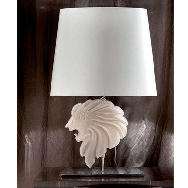Итальянская настольная лампа LION фабрики GIORGIO COLLECTION