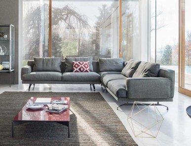 Итальянский диван Mustique 01 фабрики Lema