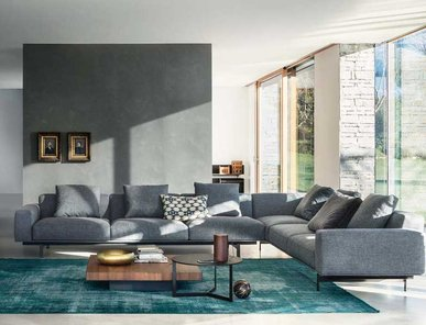 Итальянский диван Yard 02 фабрики Lema