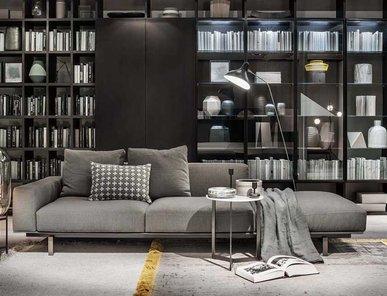 Итальянский диван Yard 03 фабрики Lema