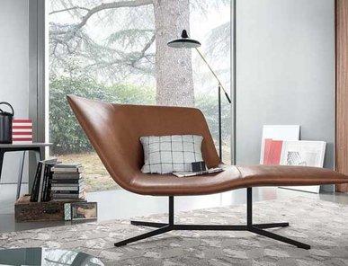Итальянское кресло Eydo фабрики Lema