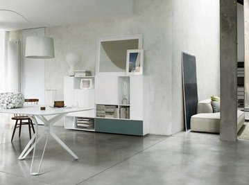 Итальянская стенка T030 01 фабрики Lema