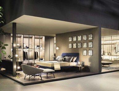 Итальянская спальня Novità 01 фабрики Lema