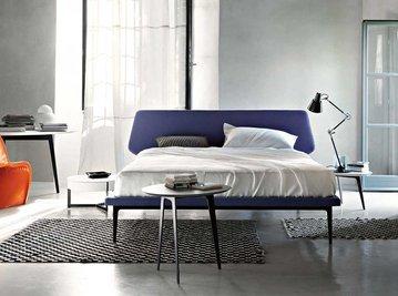 Итальянская кровать Dream view фабрики Lema