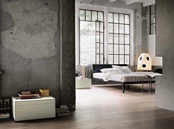 Итальянская спальня Theo  фабрики Lema