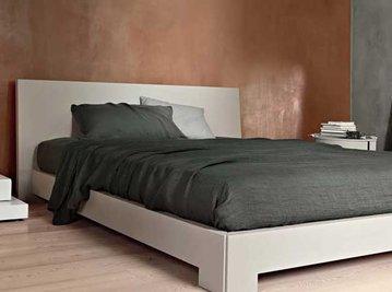 Итальянская кровать Quaranta фабрики Lema
