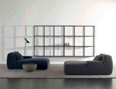 Итальянский диван NORTON 01 фабрики MERIDIANI