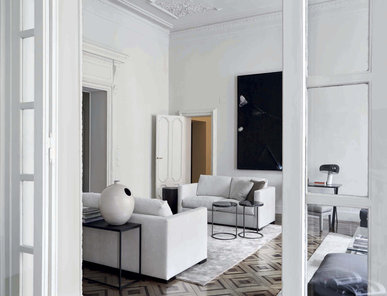 Итальянский диван KELLY 02 фабрики MERIDIANI