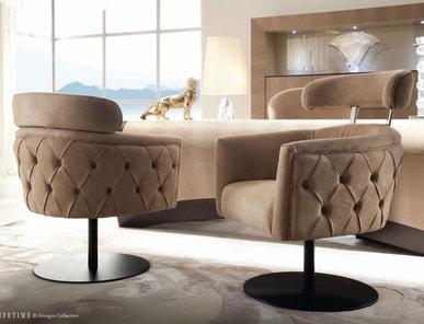 Итальянские кресла LIFETIME фабрики GIORGIO COLLECTION