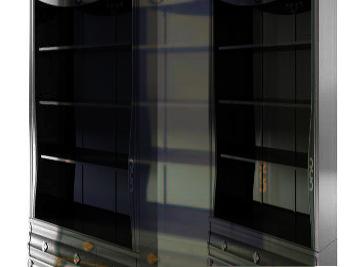 Книжный шкаф с 3 ящиками фабрики Carpanese Home