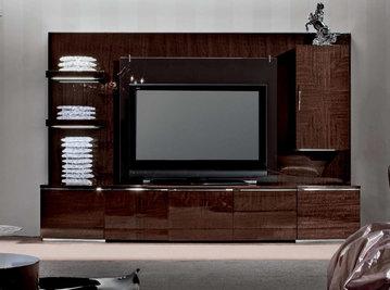 Итальянская мебель для ТВ VOGUE фабрики GIORGIO COLLECTION