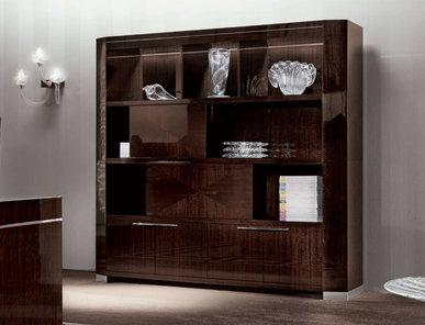 Итальянский книжный шкаф VOGUE фабрики GIORGIO COLLECTION