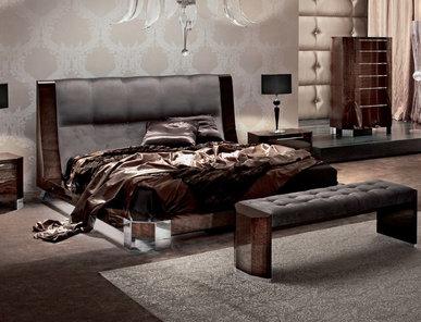Итальянская кровать VOGUE фабрики GIORGIO COLLECTION