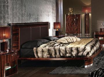 Итальянская спальня LUNA фабрики GIORGIO COLLECTION