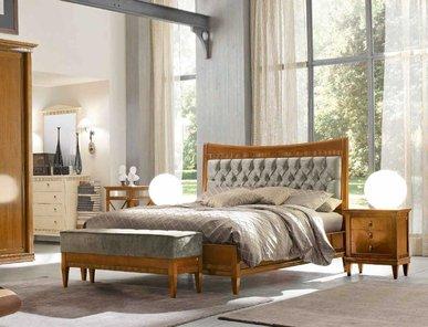 Итальянская кровать VINTAGE LIVING 42.09 фабрики TOSATO