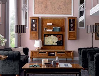 Итальянская мебель для ТВ DISIDERI GOLD фабрики TOSATO