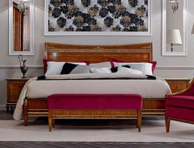 Итальянская кровать 42.09GOLD фабрики TOSATO