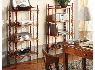 Итальянская этажерка для книг 24.01MA фабрики TOSATO