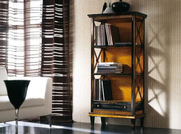 Итальянский книжный шкаф 24.13 фабрики TOSATO