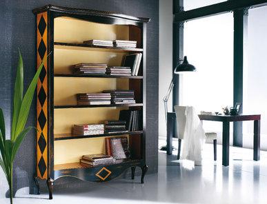 Итальянский книжный шкаф 24.23 фабрики TOSATO