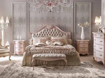 Итальянская спальня фабрики TOSATO Комозиция 01