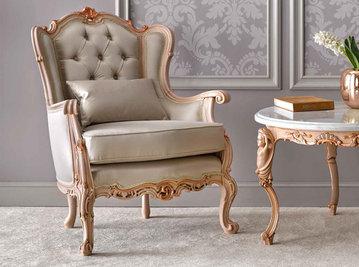 Итальянское кресло 52.15 фабрики TOSATO