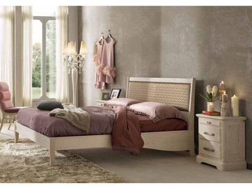 Итальянская кровать 42.17 фабрики TOSATO
